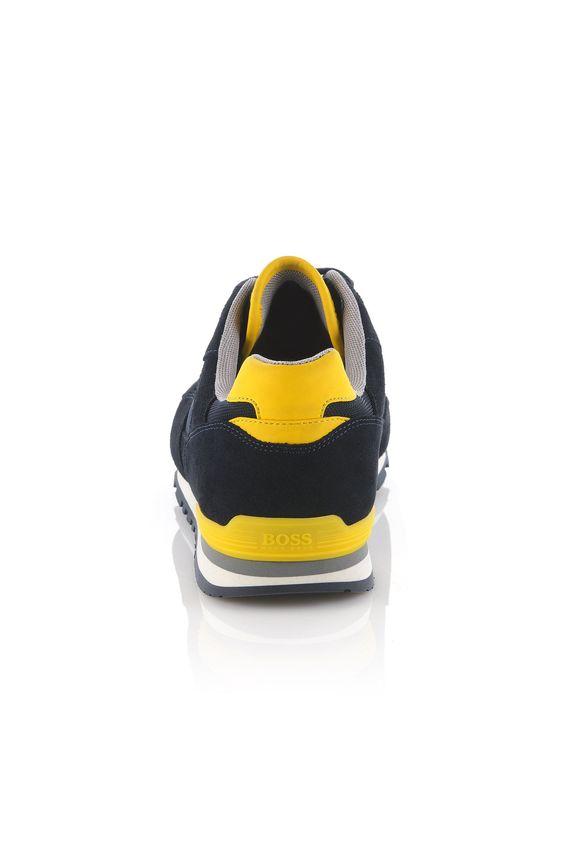 BOSS Green Sneaker ´Runcool` Dunkelblau versandkostenfrei bestellen!