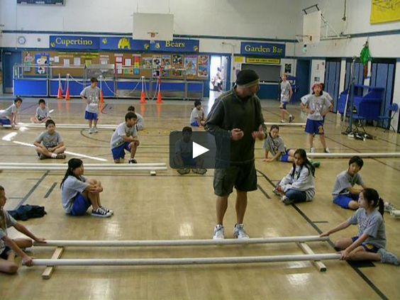 This Video Demonstrates How To Perform Step 5 In Tinikling Called Forward And Back Physical Education Games Physical Education Dance Games