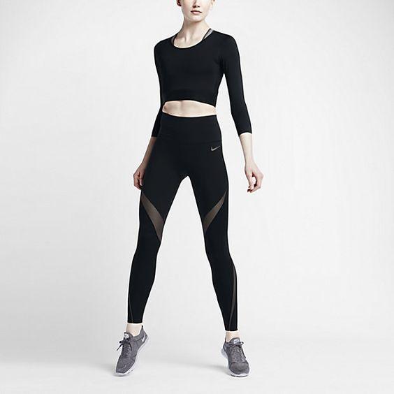 Nike Df Essential 3 4 Tight, nike shox dames jeu