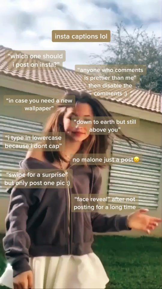 Original Sound Created By 1 23am Popular Songs On Tiktok In 2021 Cute Instagram Captions Instagram Captions Clever Instagram Captions