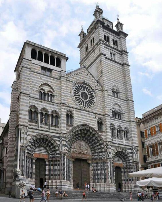 Cathedral S. Lorenzo. Credit Gerberoglio