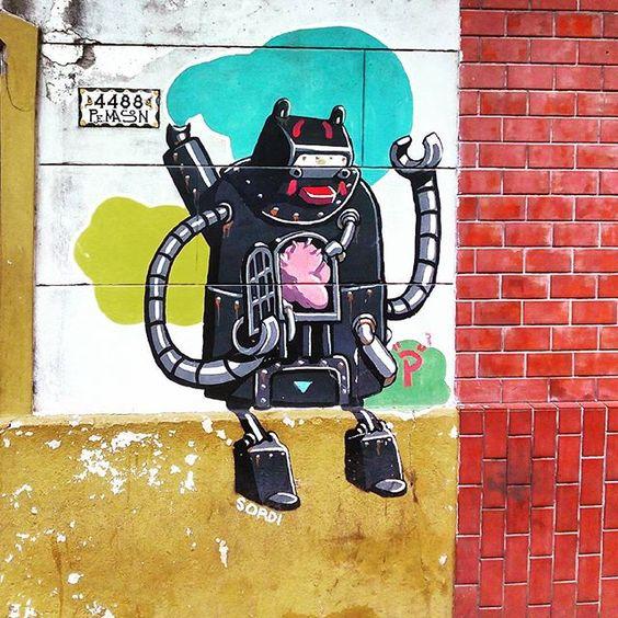 #buenosairesstreetart #tv_streetart #tv_strideby #igersoftheday #street_perfection #stree2lab #wallartprint #wallart #urbanwalls #urbanart #arteurbano #arteenlascalles #instalike #instagraffiti #infamus_family #urbanromantix by anitaslowly
