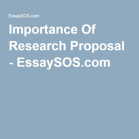 Writing service proposals