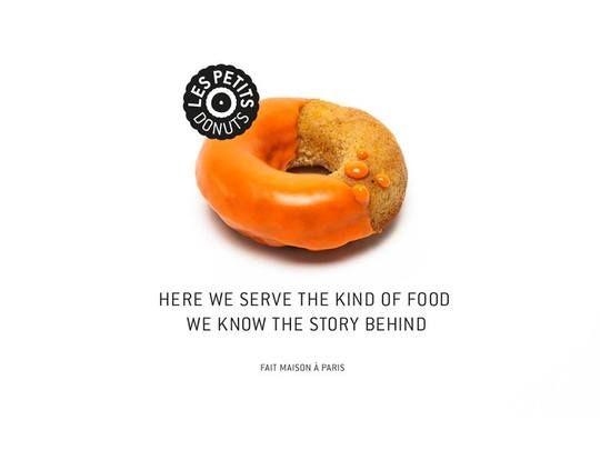 Notre engagement : cuisiner de manière artisanal comme à la maison et surtout sans conservateurs. Qui sommes nous ? www.lespetitsdonuts.com