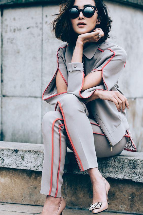 Sport Chic in Colourful Girl  Tendências de Moda Primavera/Verão 2018  *Clique para ver post completo*