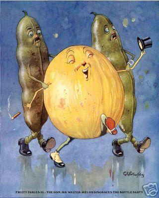 Creighton University :: Aesop's Fables: Fruity Fable Reprints: