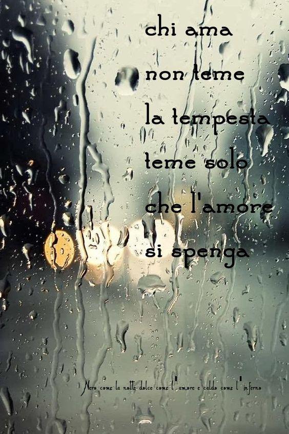 Nero come la notte dolce come l'amore caldo come l'inferno: amore