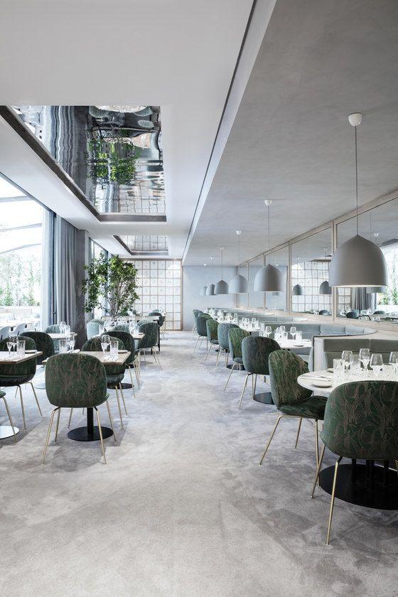 Flora Danica de GamFratesi | Diseño de restaurantes