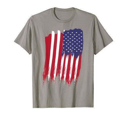 United States Of America Flag T Shirt Usa Flag T Shirt Ma Https Www Amazon Com Dp B07whf6btt Ref Cm Sw R Pi Dp U X Kyiud America Flag Flag Tshirt Usa Flag