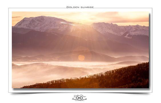 Golden Sunrise - Golden Sunrise