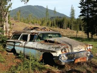1958 Chevy Brookwood Wagon