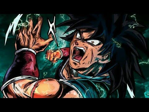 Dragon Ball Super Broly Movie Amv Linkin Park In The End