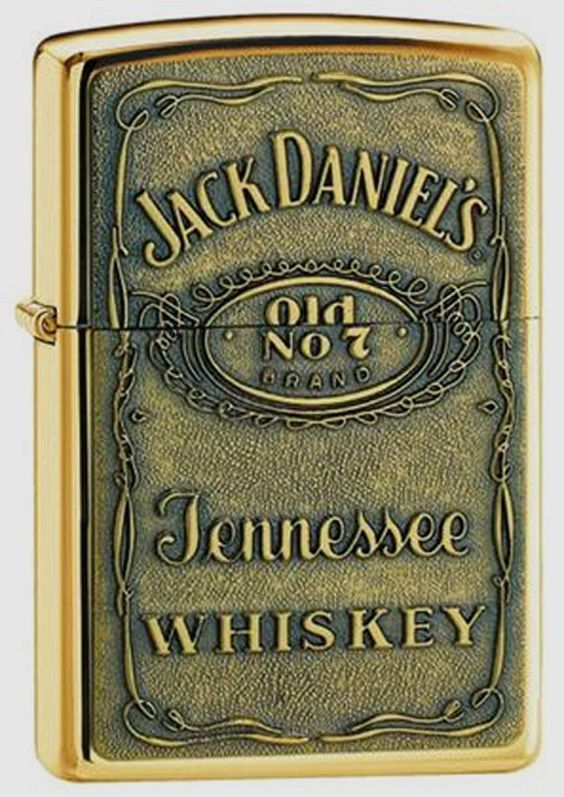 /jack-daniels-brass-zippo-lighter-wfree.. for zippos, torches, cigar cutters and accessories visit www,torchtent.com