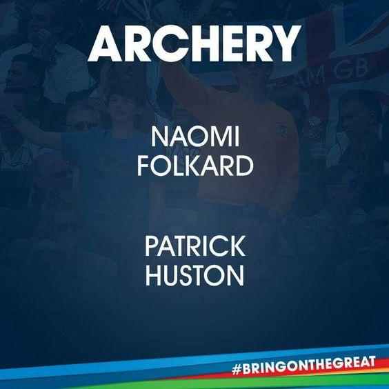 Archery Team GB