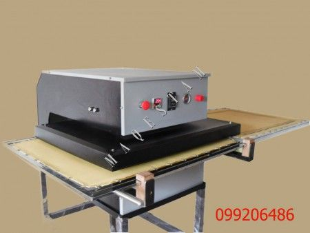 Maquina sublimadora fusionadora textil (Automática) :: MAQESTAM
