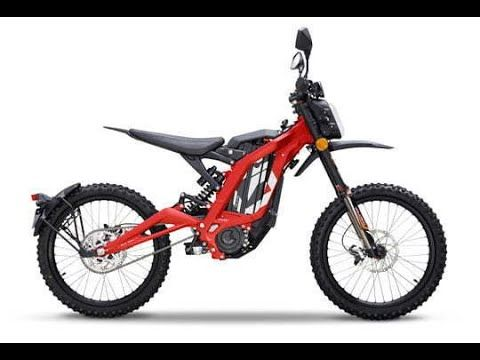 Sur Ron Lbx Lightbee Road Legal 6kw Electric Motorcycle Ride