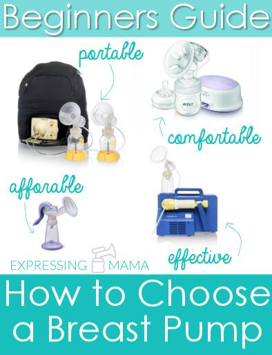 Want to know how to choose a breast pump? Click to read our in depth guide to finding the best breast pump for you.