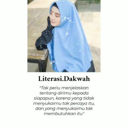 Repost Literasi Dakwah Made By Image Downloader Kau Tak Perlu