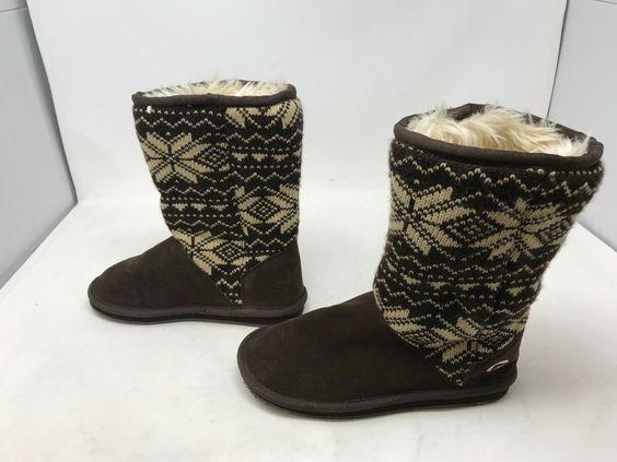 Racquel Black Boots 439i 11342 Girls Piper