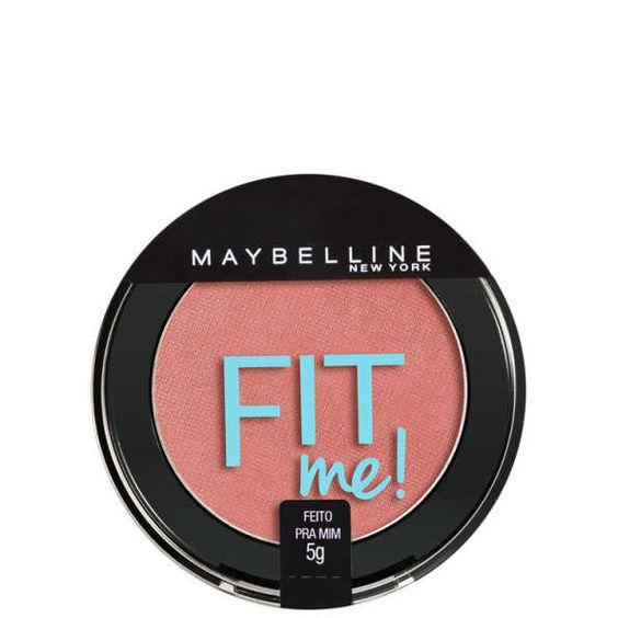 Maybelline Fit Me 06 Feito Para Mim - Blush 5g