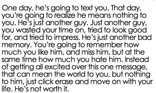 what so many girls need to realize