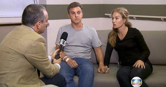'Temos que curar mais o emocional', diz Angélica sobre acidente de avião