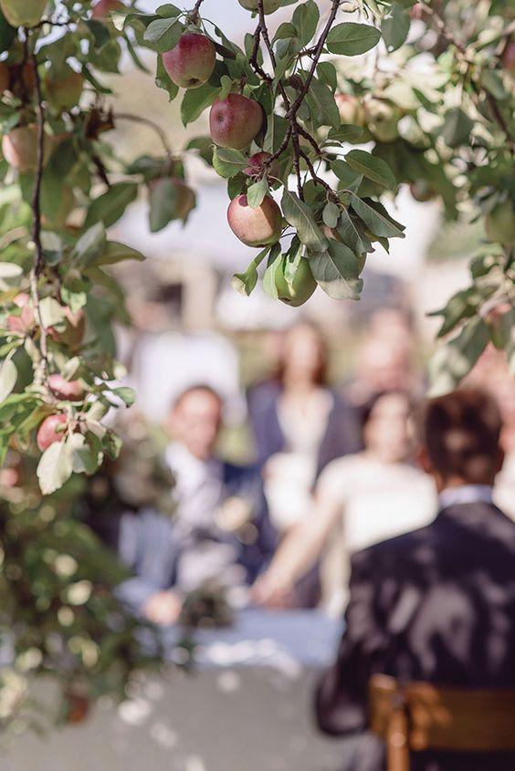 Elegante Gartenhochzeit mit Vintage Flair in zartem Pastell | Hochzeitsblog - The Little Wedding Corner