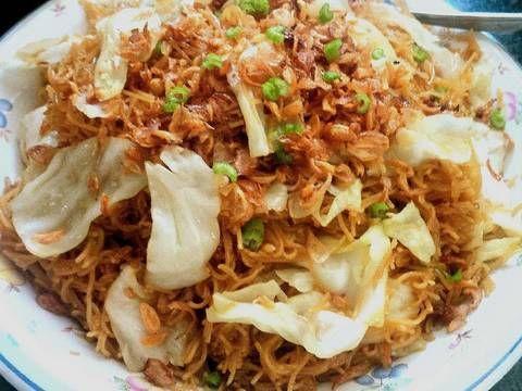 Resep Bihun Goreng Hemat Ala Jajanan Kantin Sekolah P Oleh Tintin Rayner Resep Memasak Resep Makanan