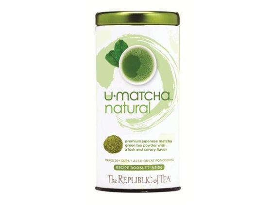 The Republic of Tea U•Matcha   Prevention