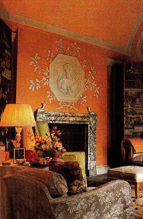 Gothic Interior Lancaster And Nancy Dell 39 Olio On Pinterest