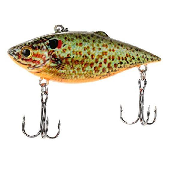63mm/9g life-like swimbait metal vib hard bait crank fishing lure, Hard Baits