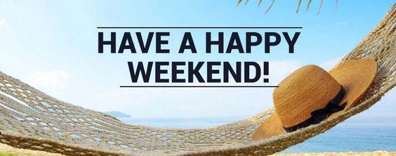 Weekend is here...!! Wishing you a most enjoyable weekend..!! Stay safe and blessed..!!#HappyWeekend #FreshFitBrand