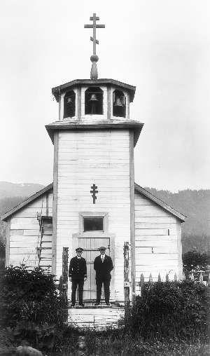 Russian Orthodox Church, Seldovia Alaska