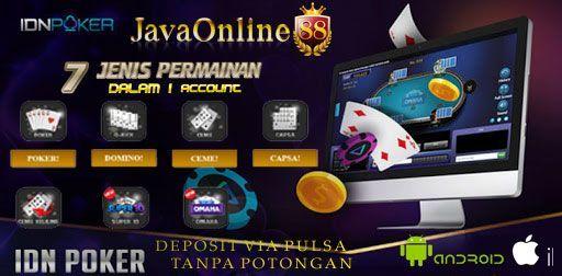 Javaonline88 Situs Poker Online Indonesia Mari Kita Kembali Ke Masa Lalu Sejenak Sebelum Ada Game Bernama Texas Hold Em P Gaming Products Arcade Games Poker