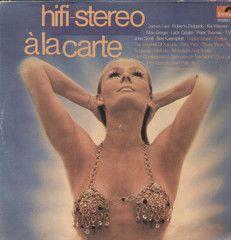 Hifi- Stereo Alacarte English Vinyl LP