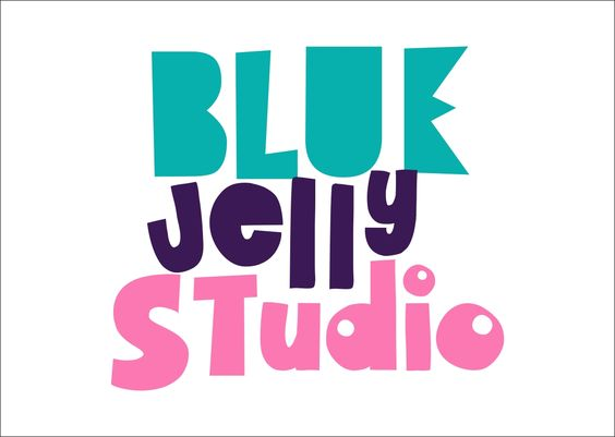 Blue Jelly Studio: graphic design, print & pattern design