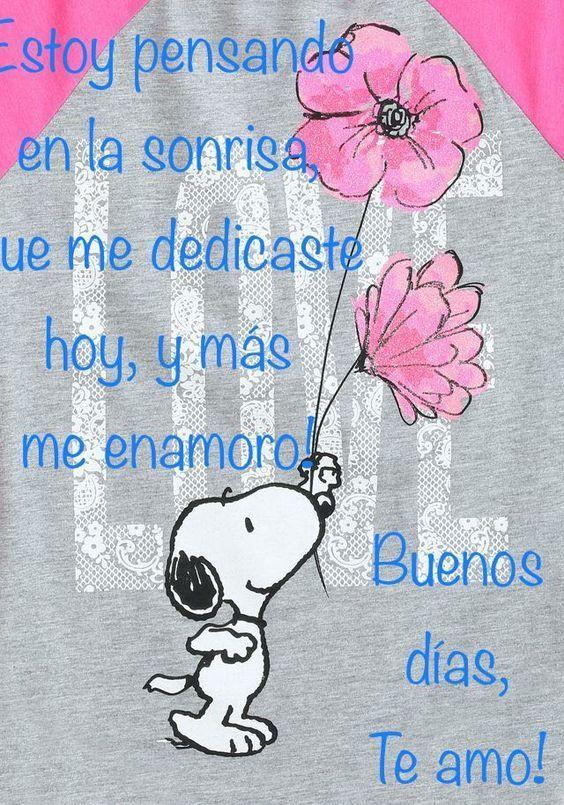 Bonitas Imagenes Frases Que Tengas Un Lindo Dia Mi Amor Te Amo