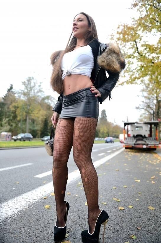 Mistress Crossdresser Mini Skirt 59