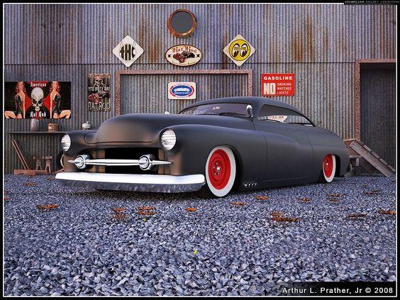 1949 Mercury Coupe dream car @petroleumheads #zimbabwe #southafrica www.facebook.com/digitalcarworld
