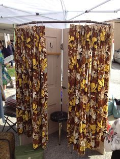 portable dressing room diy - Google Search