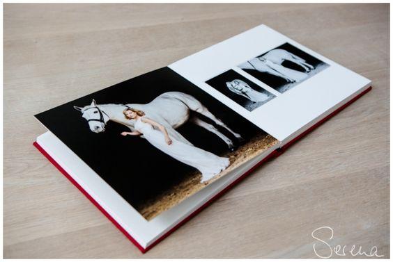 Queensberry Album – Quintessential Woman | Serena Bolton Photography #photoalbum
