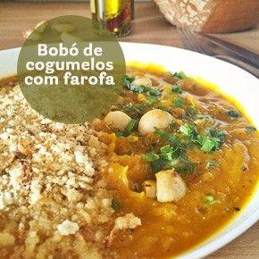 Jantar vegano: salad, entrada, prato principal e sobremesa(Foto: Divulgação )