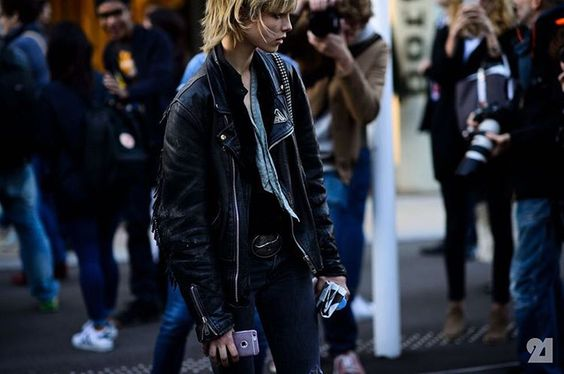 """#Le21eme x #AdamKatzSinding • www.Le21eme.com • Snapchat Le21eme • @EdieBCampbell #EdieCampbell #Paris #SS16 #FashionWeek #PFW #France #French…"""