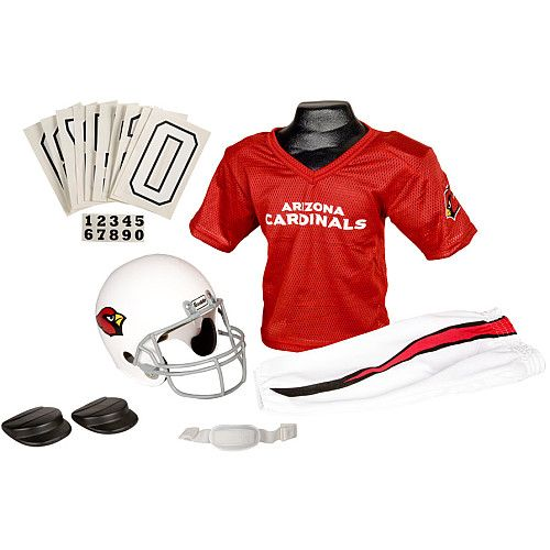 Franklin Arizona Cardinals Youth Uniform Set