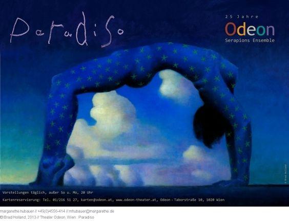 2013 // Theater Odeon, Wien :  Serapion : Paradiso - Brad Holland