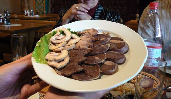A light hearted, but not derogatory look at some interesting overseas cuisine. Traditionally, Kazakhstan has been a nation of animal keepers and sheep, camels and horses have all figured in the country's cuisine. Over the centuries, little has changed.              With outside influences creeping into many countries' dishes across th
