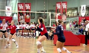 Two Or Four Day Camps At Houston Volleyball Camps Up To 27 Off Volleyball Camp Day Camp Volleyball
