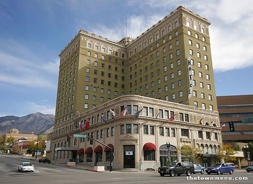 Ben lomond hotel ogden utah haunted