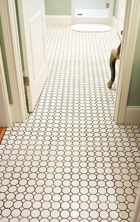 Hex Tile Bathroom Floor Hexagon B A T H R O M Hex Tiles Bathroom Hexagon Tile Bathroom Floor Ceramic Tile Bathrooms