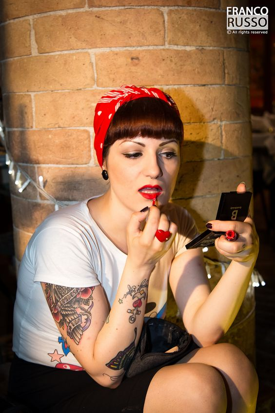 rockabilly+girls | Rockabilly Girls Style Gallery 58 by Franco Russo (3)